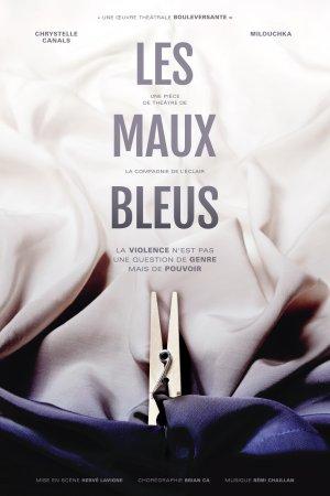 Avignon 2021 – Les maux bleus