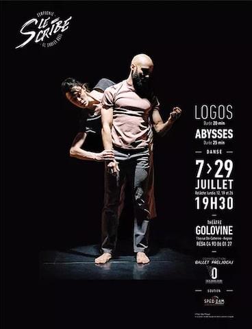 Avignon 2021 – Logos:Abysses