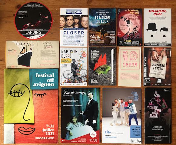 Avignon 2021 – Nos 13 pépites de ce Festival Off