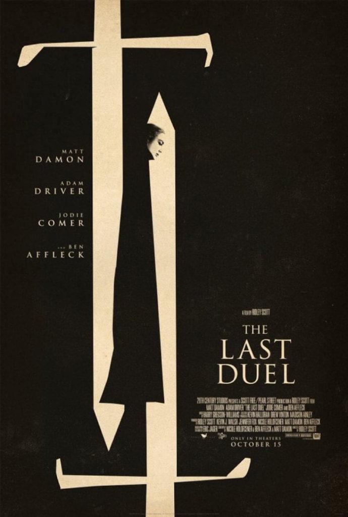 Le Dernier Duel : trailer pour le nouveau film médiéval de Ridley Scott