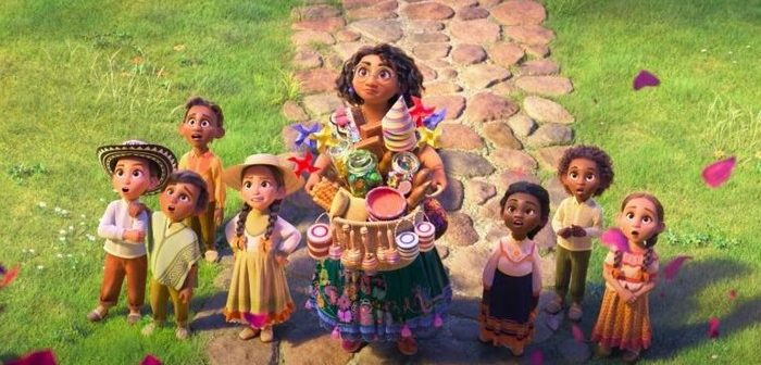Encanto : teaser magique et festif pour le Disney de fin d'année