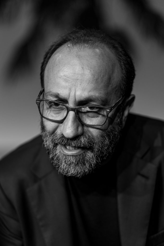 Asghar Farhadi - Cannes 2021