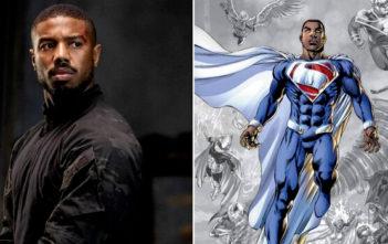 Le Superman par Michael B. Jordan se concrétise !