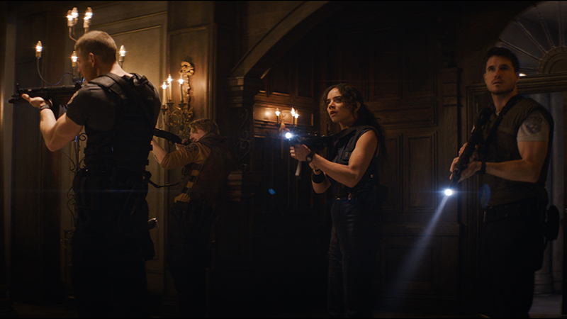Resident Evil : Welcome to Raccon City montre ses premières images