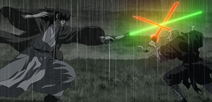 Visions : trailer pour les courts-métrages animés de Star Wars