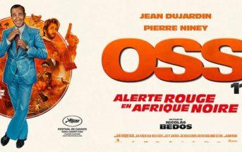 Critique OSS 117 - Alerte Rouge en Afrique Noire : l'humour un autre jour