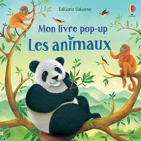 Critique Mon livre pop-up Les animaux