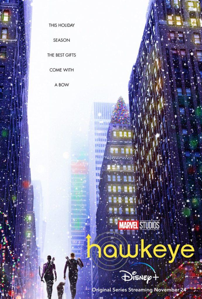 Hawkeye : une bande-annonce de Noël pour la série Marvel