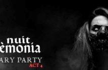 La Nuit Dèmonia et la 4ème édition de la Scary Party annoncés !