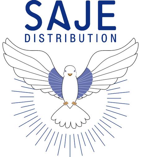 Logo © SAJE Distribution, 2021