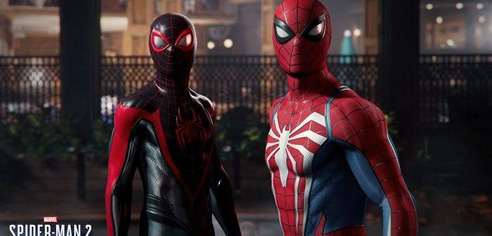 Marvel's Spider-Man 2 : Venom teasé dans la suite pour PS5