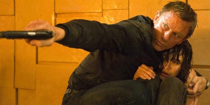 James Bond - Critique Quantum of Solace : le bourrinage bicéphale