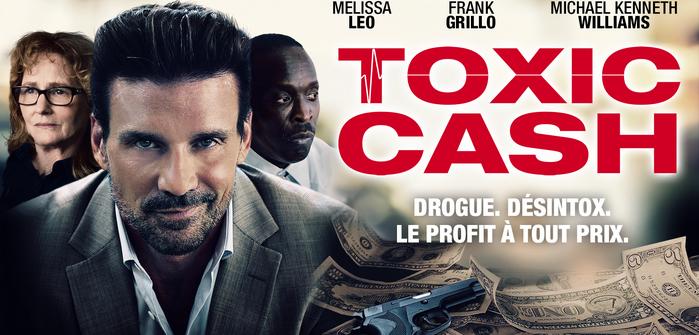 Concours Toxic Cash : 3 codes VOD à gagner !