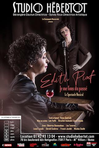 Critique Édith Piaf, je me fous du passé
