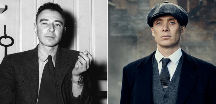 Christopher Nolan : Cillian Murphy dans le rôle d'Oppenheimer