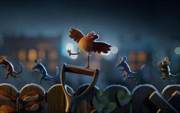 Robin Robin : trailer du nouveau conte de Noël de Netflix