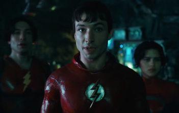 The Flash : premier teaser pour le film de Muschietti